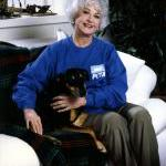 Honorary PETA Director, Bea Arthur Passes On By Guest Blogger