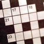 Crossword Key by Guest Blogger