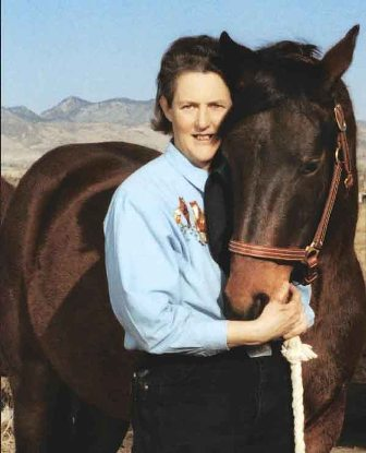 PETA Prime: Temple Grandin: Helping the Animals We Can't Save