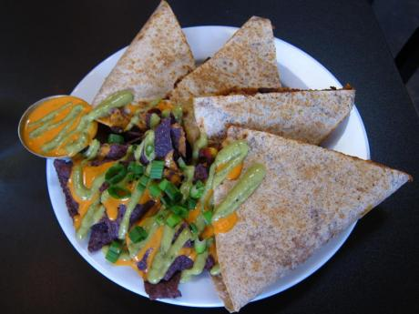 blossoming-lotus-vegan-quesadillas