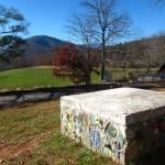 penland-school-art-bench-view-baileys-peak