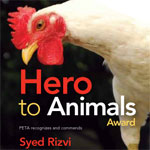Hero to Animals Award
