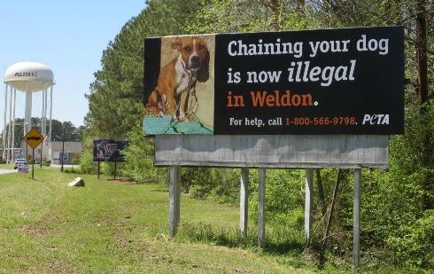 Anti-Chaining-Billboard-in-Weldon-NC2