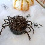 halloween-recipe-chocolate-spider-cupcake