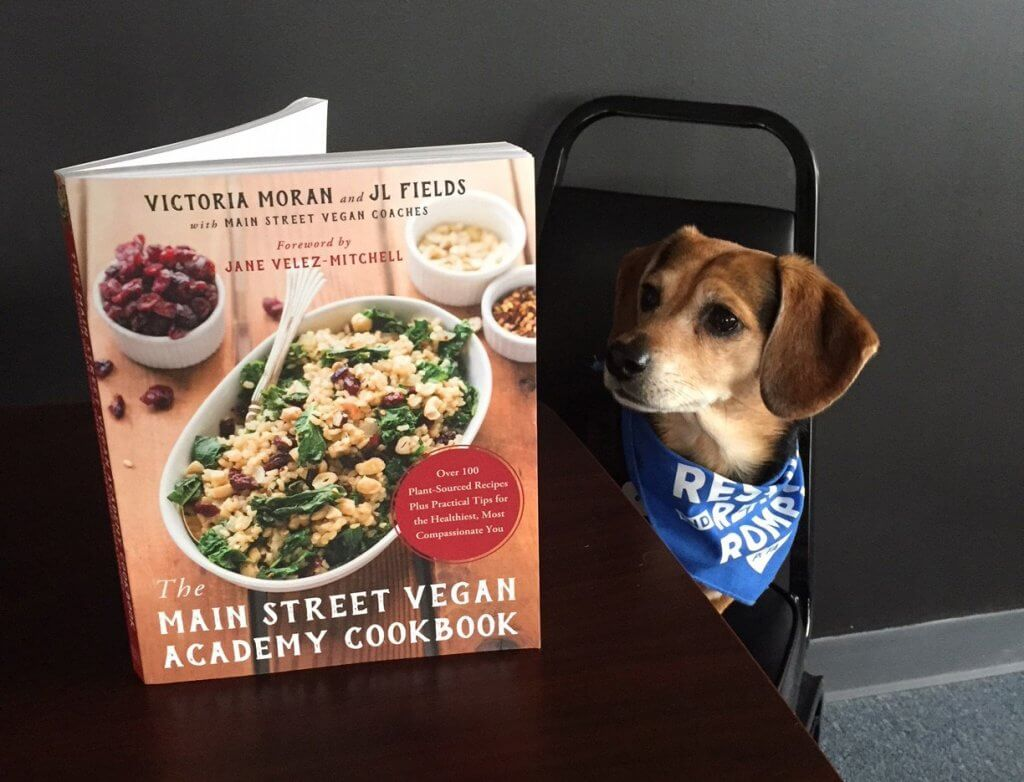Peta prime main street cookingvegan style and this past winter our dream came true when benbella books released the main street vegan academy cookbook forumfinder Images